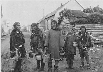 Eskimo-people