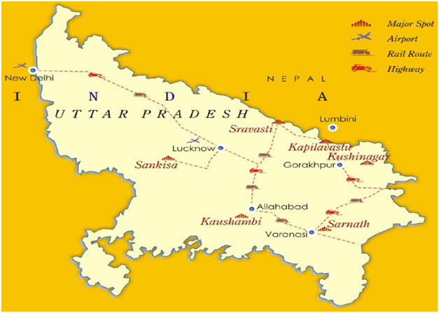 Uttah Pradesh