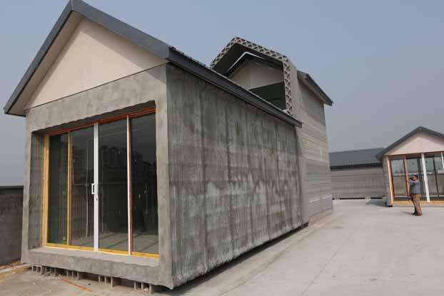 CHINA-SHANGHAI-3D PRINTING-HOUSE(CN)