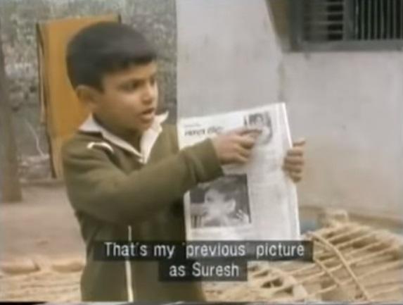 Titu-Singh tai sinh- 6 tuoi